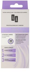 AA Cosmetics 3 Step  protivrásková péče