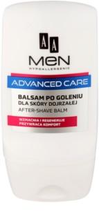 AA Cosmetics Men Advanced Care balsam aftershave pentru ten matur