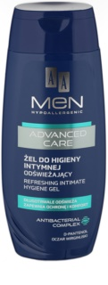AA Cosmetics Men Advanced Care gel rafraîchissant toilette intime