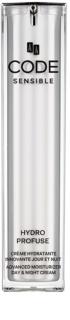 AA Cosmetics CODE Sensible Hydro Profuse hydratační denní a noční krém