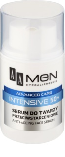 AA Cosmetics Men Intensive 50+ sérum anti-envelhecimento