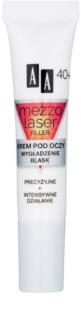 AA Cosmetics MezzoLaser Glättende Nachtcreme mit aufhellender Wirkung 40+