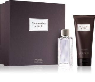 Abercrombie & Fitch First Instinct coffret II. (para homens)