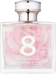 Abercrombie & Fitch 8 Sweet Reveal Eau de Parfum for Women 50 ml