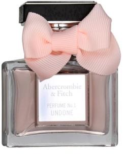 Abercrombie & Fitch Perfume No. 1 Undone woda perfumowana dla kobiet 50 ml