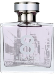 Abercrombie & Fitch 8 New York Eau de Parfum Damen 50 ml