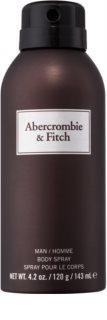 Abercrombie & Fitch First Instinct telový sprej pre mužov 143 ml