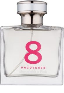 Abercrombie & Fitch 8 Uncovered Eau de Parfum voor Vrouwen  50 ml