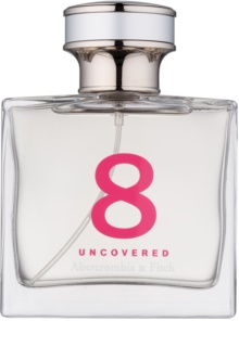 Abercrombie & Fitch 8 Uncovered Eau de Parfum for Women 50 ml