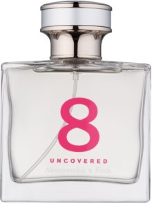 Abercrombie & Fitch 8 Uncovered eau de parfum nőknek 50 ml