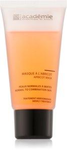 Academie Normal to Combination Skin освіжаюча абрикосова маска для нормальної та змішаної шкіри