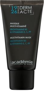Academie Derm Acte Severe Dehydratation мультивітамінна маска для обличчя