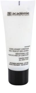 Academie All Skin Types protivráskový krém na okolie očí a pier