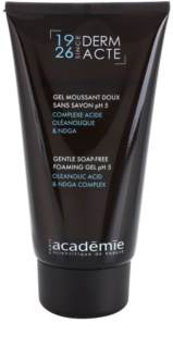 Academie Derm Acte Brillance&Imperfection м'який очищуючий гель для звуження пор та надання матового ефекту