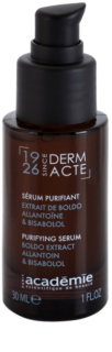 Academie Derm Acte Brillance&Imperfection umirujući serum protiv crvenila kože lica