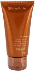 Academie Bronzécran Sonnencreme gegen Hautalterung SPF 40