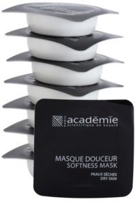 Academie Dry Skin výživná a upokojujúca pleťová maska
