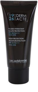Academie Derm Acte Severe Dehydratation зволожуючий захисний флюїд SPF30