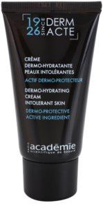 Academie Derm Acte Intolerant Skin зволожуючий та заспокоюючий крем відновлюючий бар'єр шкіри