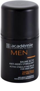 Academie Men aktywny balsam do twarzy przeciw zmarszczkom