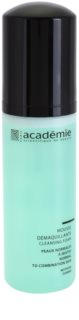Academie Normal to Combination Skin espuma limpiadora con efecto humectante
