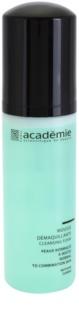 Academie Normal to Combination Skin espuma limpiadora con efecto humectante