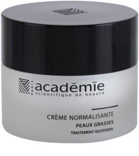 Academie Oily Skin нормалізуючий матуючий крем
