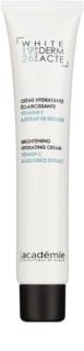 Academie Derm Acte Whitening Creme hidratante iluminador com vitamina C