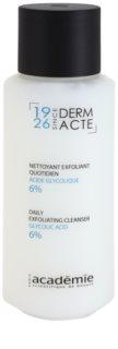 Academie Derm Acte Whitening enzymatisches Peeling mit Glycolsäure 6%