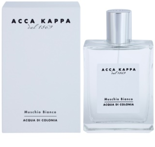 Acca Kappa Muschio Bianco Eau de Cologne unissexo 100 ml