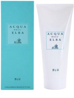 Acqua dell' Elba Blu Men Bodycrème voor Mannen 200 ml