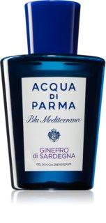 Acqua di Parma Blu Mediterraneo Ginepro di Sardegna Gel de duș energizant unisex