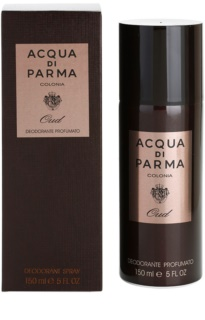 Acqua di Parma Colonia Oud deospray pre mužov 150 ml