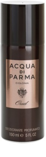 Acqua di Parma Colonia Colonia Oud deospray per uomo 150 ml