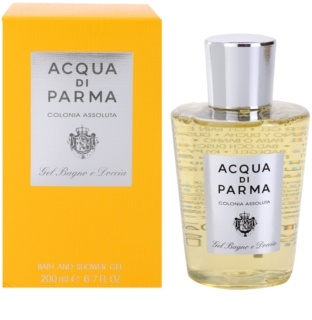 Acqua di Parma Colonia Assoluta sprchový gel unisex 200 ml