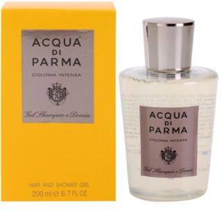 Acqua di Parma Colonia Intensa sprchový gél pre mužov 200 ml