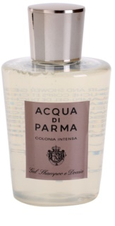 Acqua di Parma Colonia Colonia Intensa gel de duche para homens 200 ml
