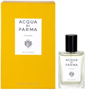 Acqua di Parma Colonia Eau de Cologne unisex 30 ml + Leather Case