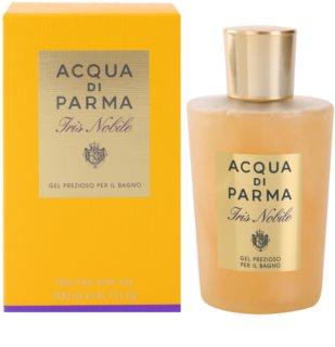 Acqua di Parma Iris Nobile sprchový gél pre ženy 200 ml