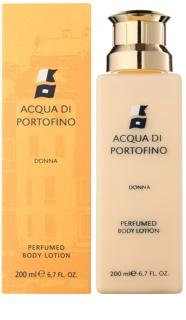 Acqua di Portofino Donna lotion corps pour femme 200 ml