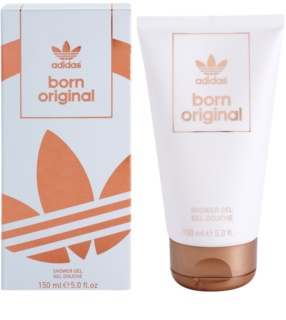 Adidas Originals Born Original gel de duche para mulheres 150 ml