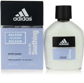 Adidas Skin Protection Balm Soothing Balsamo post-rasatura per uomo 100 ml