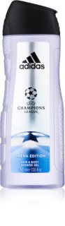 Adidas UEFA Champions League Arena Edition Shower Gel for Men 400 ml