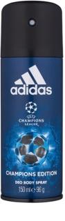 Adidas UEFA Champions League Champions Edition desodorante en spray para hombre 150 ml