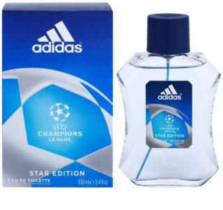 Adidas Champions League Star Edition eau de toilette férfiaknak 100 ml