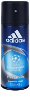 Adidas Champions League Star Edition deospray pre mužov 150 ml