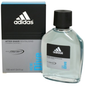 Adidas Ice Dive loción after shave para hombre 100 ml