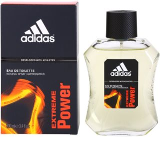 Adidas Extreme Power Eau de Toilette para homens 100 ml