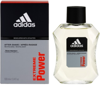 Adidas Extreme Power Aftershave lotion  voor Mannen 100 ml