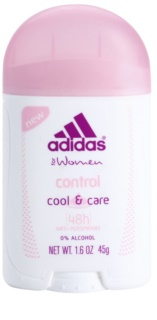 Adidas Control  Cool & Care Deo-Stick für Damen 45 g